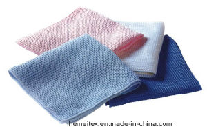 Microfiber Cleaning Towel Quick-Drying pictures & photos