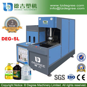 Semi Automatic 5L Mineral Water Bottle Blowing Machine pictures & photos