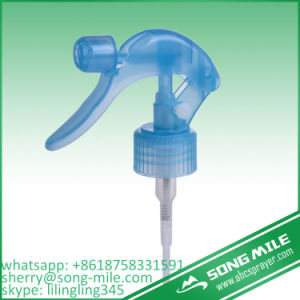 0.5ml to 0.6ml Dosage Hand Type Trigger Sprayer with Pet Bottle pictures & photos