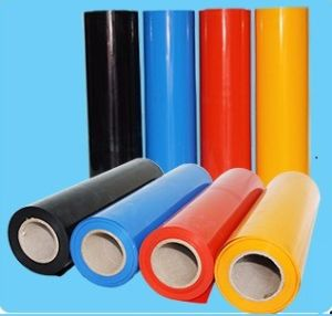 No Sticky Easy Weeding Heat Transfer PU Flex Vinyl for Textiles pictures & photos