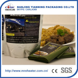 Njtn-Useful  12 Months Warrentee Product Effect Is Good Repeated Use Individual Mre with Heater pictures & photos