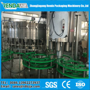 Automatic 3-in-1 Carbonated Soft Drink Bottling Equipment pictures & photos