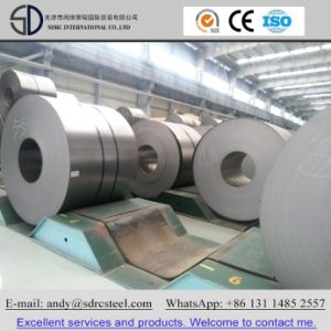 JIS G3141 Spec SPCC Deep Drawing Cold Rolled Steel Coil pictures & photos