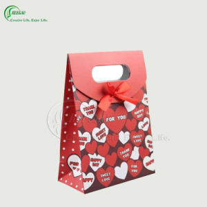 Hot Sale Beautiful Fashion Gift Paper Bag (KG-PB036) pictures & photos