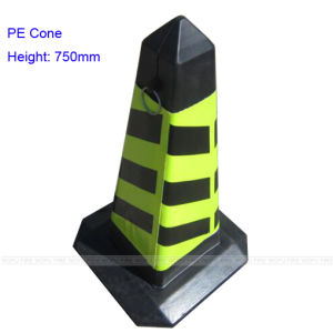 Road Safety PE Cone pictures & photos