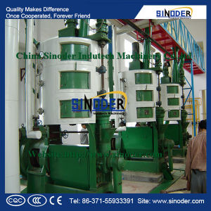 Palm Oil Processing Machinerice Bran Oil Groundnut Oil Processing Machine pictures & photos