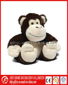 Cute Baby Product of Heated Plush Monkey Toy