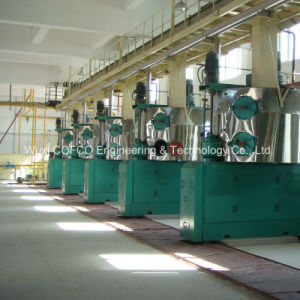 Cofcoet Oil Pressing Line pictures & photos