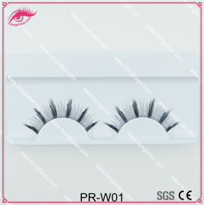 Own Brand OEM False Eyelash Human Hair Natural Lashes Supplier pictures & photos