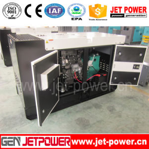 30kVA Soundproof Power Generation Diesel Electric Generator pictures & photos