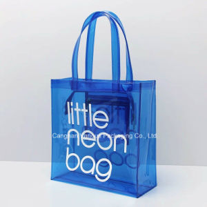 Hot Sale PVC Bag/Gift Bag/Plastic Handbag/ pictures & photos