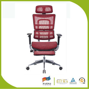 Comfortable Armchair and Office Chair with Footrest pictures & photos