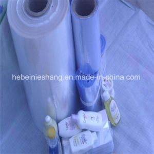 OEM Transparent PVC Shrink Film pictures & photos