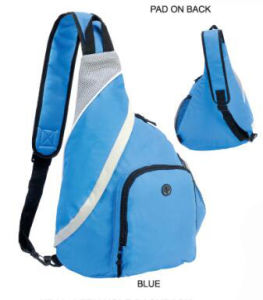 Sports Sling Backpack with Water Pocket pictures & photos