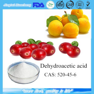 Food Preservative Dehydroacetic Acid Dhaa CAS: 520-45-6 Cp 98% pictures & photos