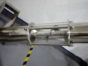 Stainless Steel Powder Auger Lift Machine pictures & photos