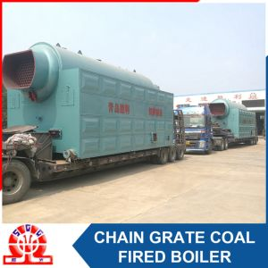 Low Price Coal Fired Automated Steam Boiler pictures & photos