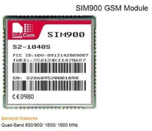 Simcom SIM900 GSM GPRS Module pictures & photos
