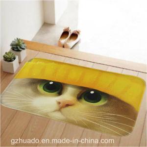 79*49cm New Fashion Soft Foam Carpet Home Bathroom Skid Resistance Mat Water Absorption Mat pictures & photos