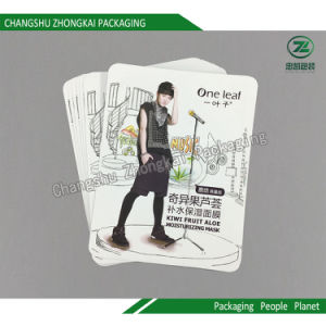 Cosmetic Packaging Bag for Facial Mask pictures & photos