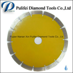 Horizontal Vertical Cutting Diamond Saw Blade for Stone Floor Saw Wall Saw Hand Saw pictures & photos