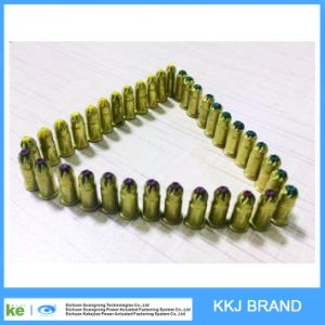 S5 Green/Brown/Yellow Color. 22 Caliber 5.6X16mm Diameter Neck Down Boosters Single Power Loads pictures & photos