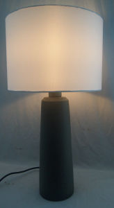Cement Outdoor Table Lamp with UL Certificate pictures & photos