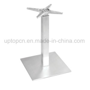 Wholesale Adjustable Stainless Steel Square Table Base (SP-STL009) pictures & photos