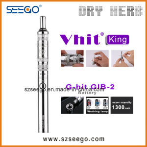 Seego Vhit King Ecigarette Atomizer with Self Cleaning Chamber pictures & photos