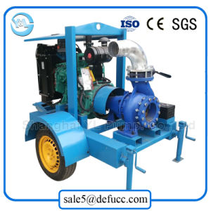 China Supplier End Suction Agriculture Equipment Diesel Water Pump pictures & photos