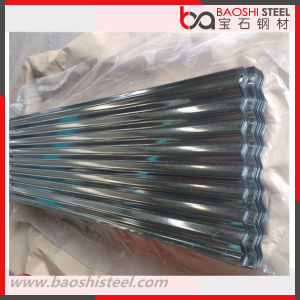Galvanized Zinc Coated Corrugated Steel Sheet for Roofing pictures & photos