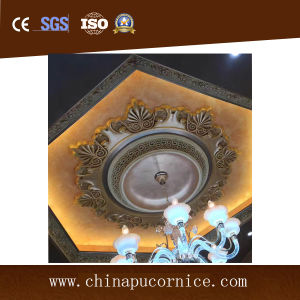 New Design High Quality PU Ceiling Medallion pictures & photos