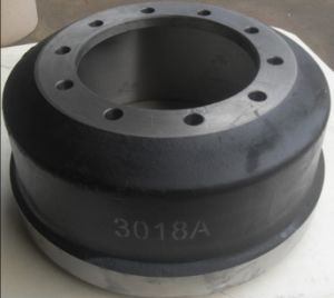 Truck Parts Brake Drum 3018A pictures & photos