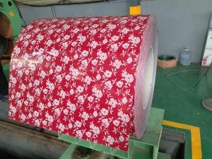 Yehui 0.12mm-3.0mm Sgch Dx51d PPGI Roofing Sheet Metal Galvanized Steel Coil pictures & photos