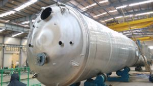 Food Grade Stainless Steel Fermenter Pressure Vessel pictures & photos