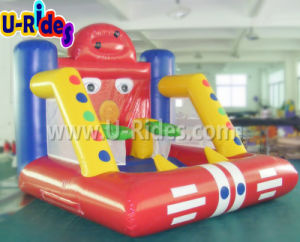 double Hoops fabric basketball Inflatable Basketball Game Basketball shot for Carnival pictures & photos