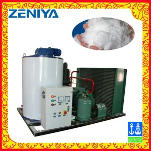 Industrial Ice Making Machine/Flake Ice Machine for Food Processing pictures & photos
