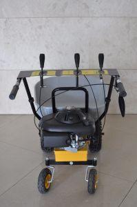 2014 Popular 4.0HP Gasoline Power Wheel Barrow (ZLWB01) pictures & photos