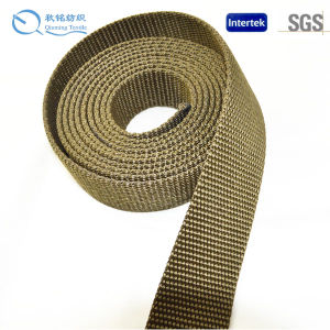 Polyester Colored Jacquard Nylon Webbing pictures & photos