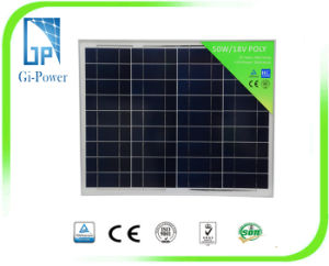 50W Poly Solar Panel (GP050PA) pictures & photos
