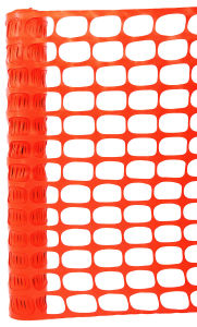 HDPE Traffic Safety Warning Orange Fence pictures & photos