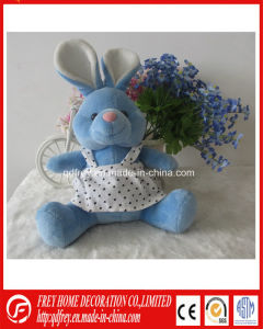 Plush Bunny Toy with CE for Baby Playing