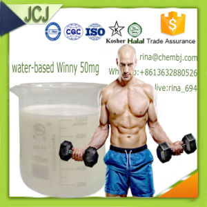 Water-Based Injectable Liquid Stenozolol Winstrol/Winny Muscle Builder pictures & photos
