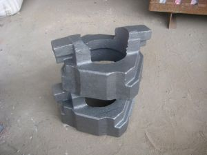 Metallurgical Equipment Scw480 Carbon Steel Casting Part for Japanese pictures & photos