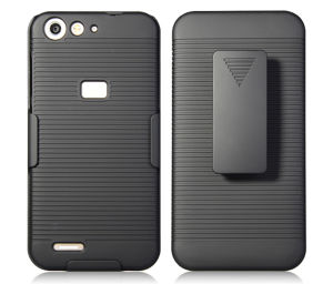Case for Zte Blade V7 Armor Hybrid PC Shell Kickstand Mobile Phone Case, Paypal Accepted pictures & photos
