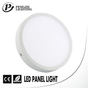 Hot Selling 15W Ultra Narrow Edge LED Panel (Round) pictures & photos