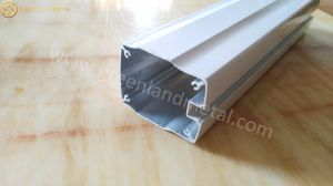 Aluminium Track Profile for Curtain Blinds with Deep Processing pictures & photos