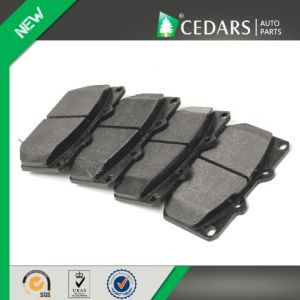 High Quality China Brake Pad with Stable Wear Rate pictures & photos