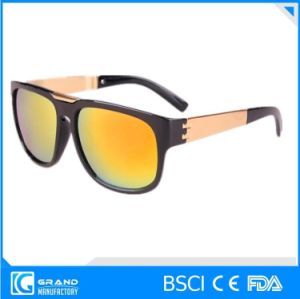 2017 Italy Brand Design Ce Fashion Metal Sunglasses pictures & photos