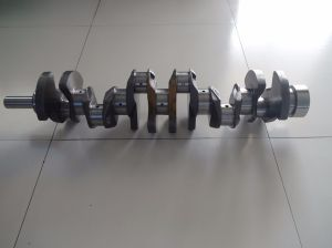 Forging Billet Steel Crankshaft for Nissan TB48 NE6 pictures & photos